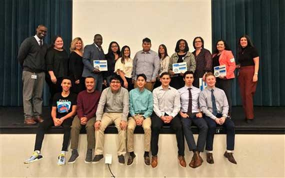 West Orange High School holds annual Business Forum