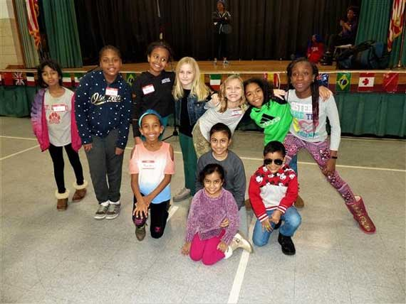 St. Cloud Elementary celebrates annual Diversity Night