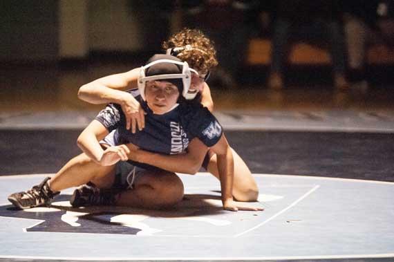 West Orange HS' Daniela Tacuri wins title at first-ever girls
