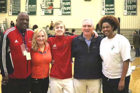 Columbia HS fencer Jack Woods completes amazing comeback journey