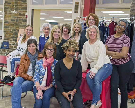 Pop-up prom shop at CHS is huge success