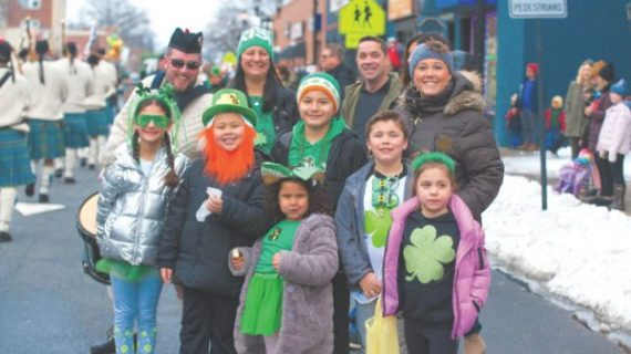 NUTLEY – St. Patrick's Day Parade (March 2019)