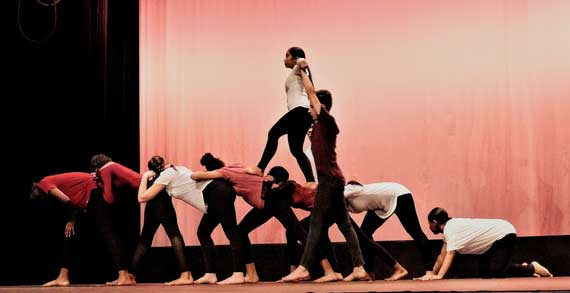 WOHS Dance performs 'Diverse Voices'