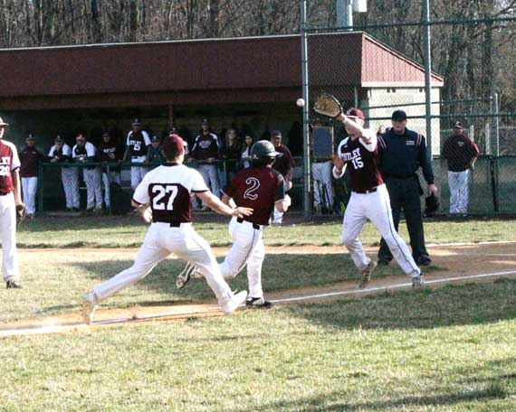 Bloomfield HS baseball team tops Newark Academy to move to 3-2