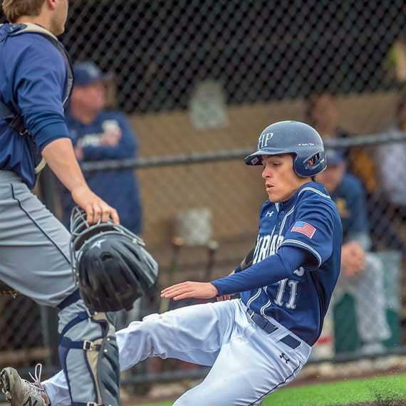 Seton Hall Prep baseball team moves to 7-3 on season