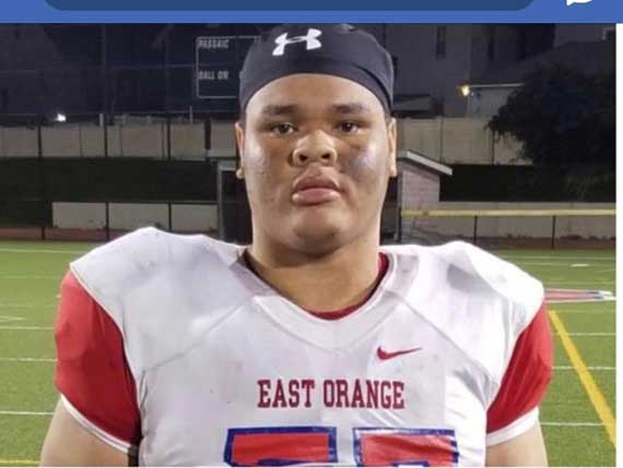 East Orange Campus HS defensive lineman Chris Stultz selected to play in Phil Simms N.J. North-South All-Star Football Classic