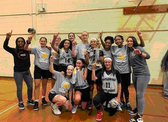 Maplewood Travel Basketball program enjoys best season in Suburban League