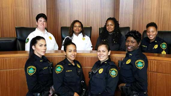 Maplewood Police Department honors its women in blue