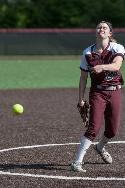 Nutley HS softball team keeps up winning ways; advances to North 2, Group 3 semifinals