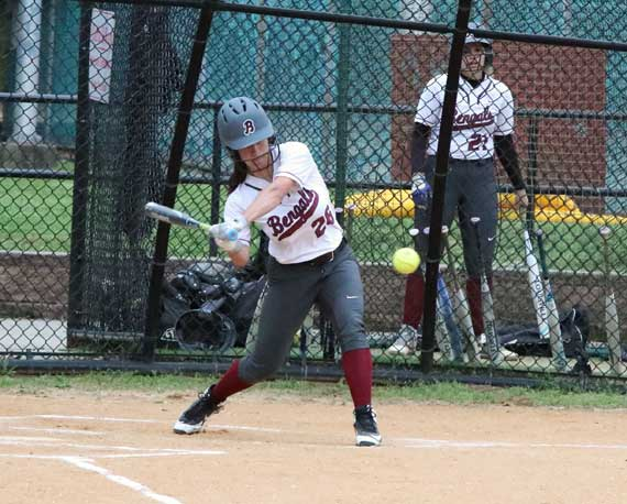 Bloomfield HS softball team routs North Bergen