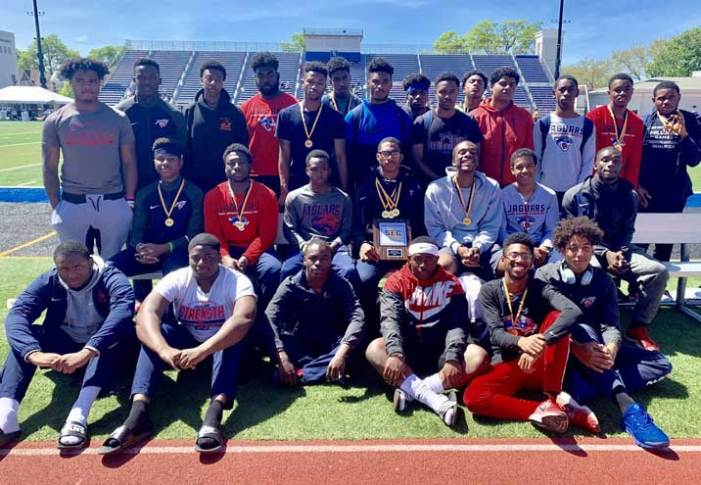East Orange Campus HS boys track and field team wins 4th straight SEC-American meet title