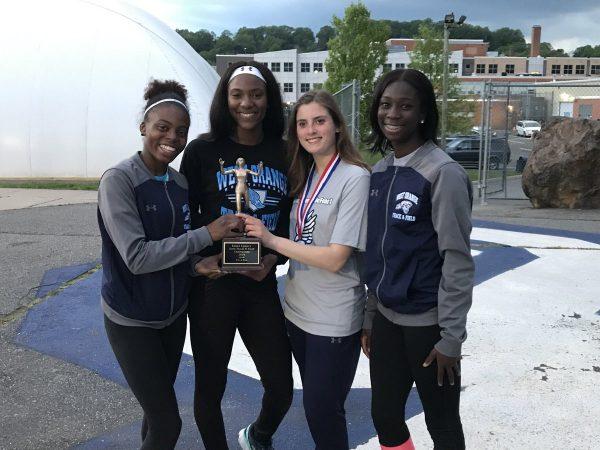 UPDATED: West Orange HS girls track and field team captures Essex County meet title