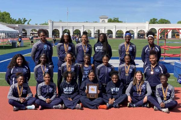 West Orange HS girls track and field team wins SEC-American meet title