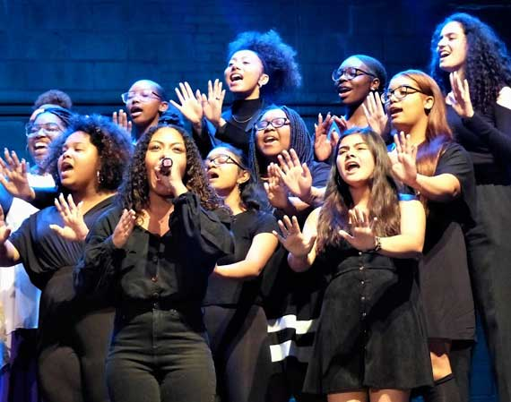 Spring choral concert raises the roof at West Orange High School