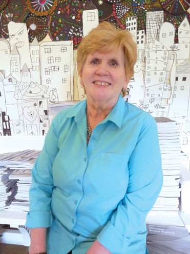 Mary Todaro to retire after 35 years in town schools to retire at end of the year