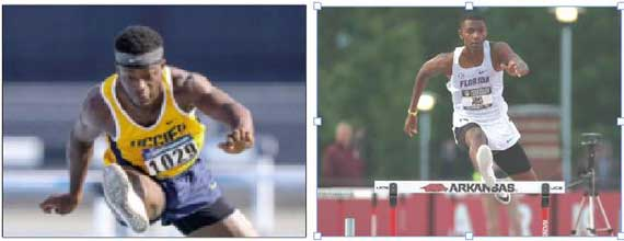 East Orange Campus HS alums Akeem Lindo and Cory Poole excel at NCAA Track & Field Division 1 National Championships