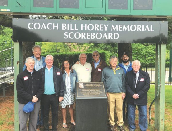 Legendary coach Bill Horey remembered