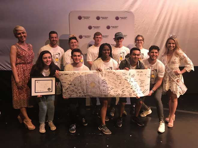 CHS and WOHS win competitive safe driving contest