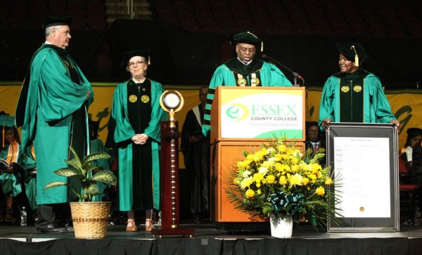 Essex County College celebrates its 50th commencement