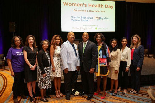 Payne speaks at Beth Israel's annual Women's Health Day