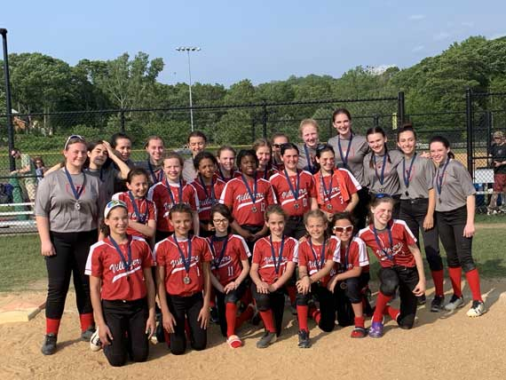 MSO Villagers softball teams enjoy success at Roxbury Tournament