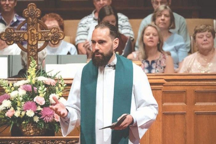 New pastor at Congregational Church