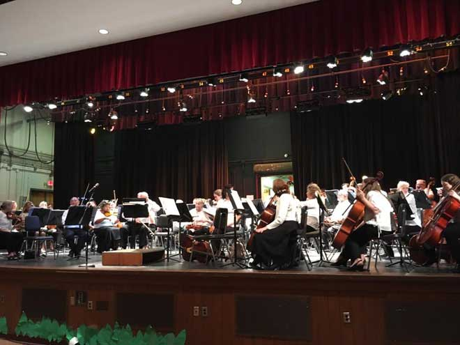 EC Summer Players Orchestra to put on Aug. 4 free concert