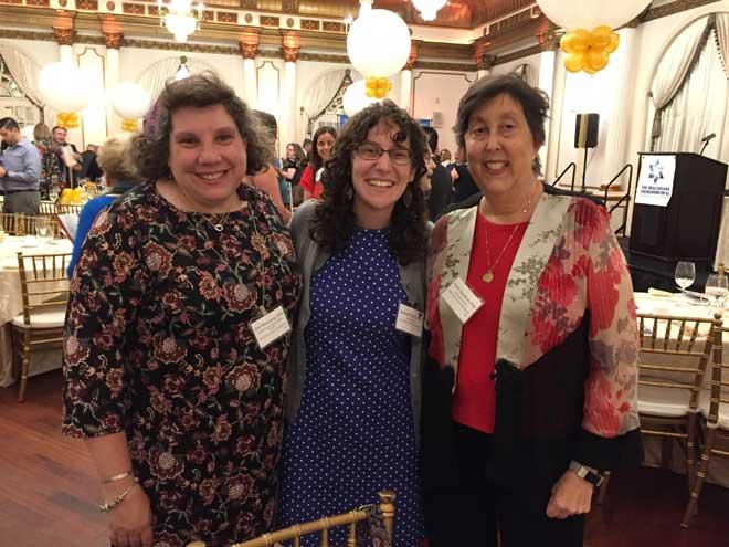 Rachel Coalition social worker receives Humanism in Healthcare Award