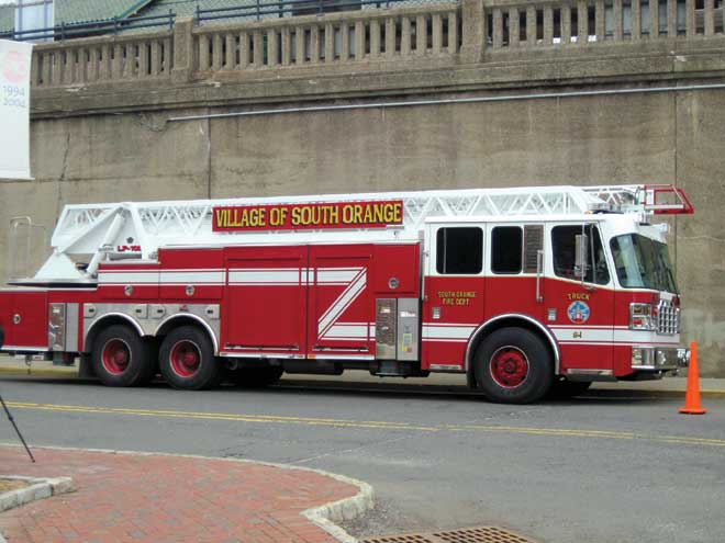 Two towns move ahead with fire dept. merger
