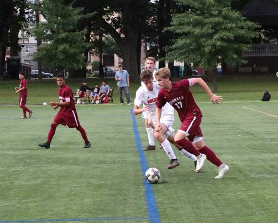 BHS boys soccer team looks forward to the season