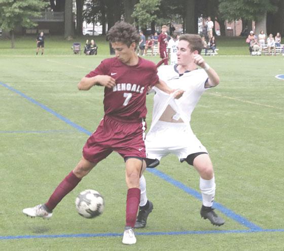 Bloomfield HS boys soccer team boasts strong senior leadership this season