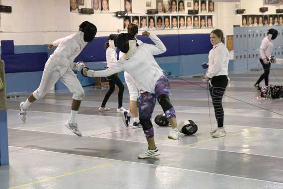 New Jersey Fencing Alliance to host U.S. Fencing Junior Cadet Regional Circuit tournament