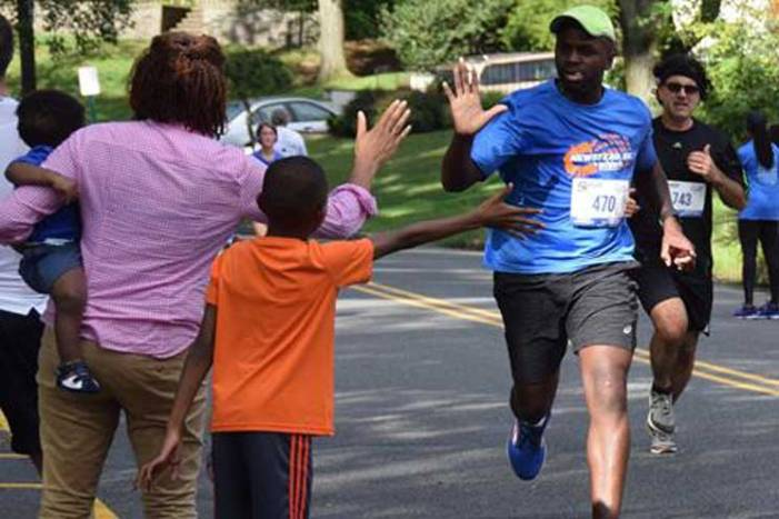 Achieve's 17th annual Newstead 5K Race is around this corner