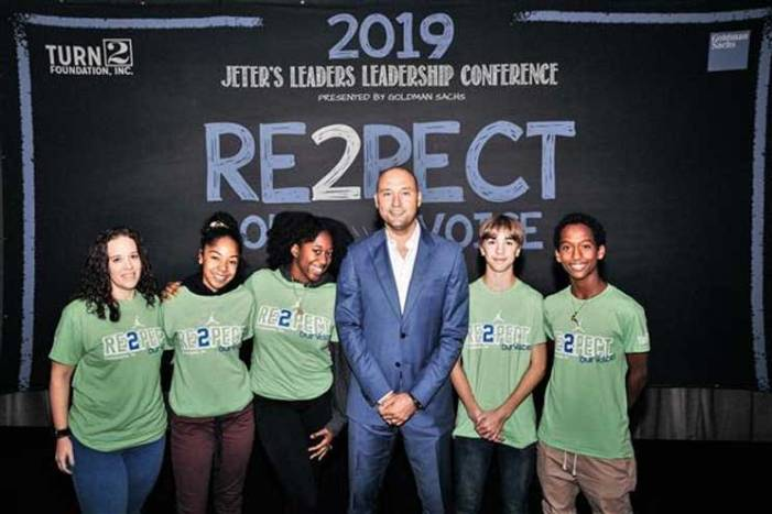 WOHS Student Council members attend Jeter's 'Re2pect Our Voice' conference