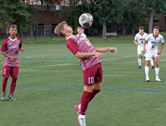 Bloomfield HS boys soccer team enjoys good start