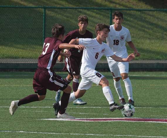 Columbia HS boys soccer team seeks progress