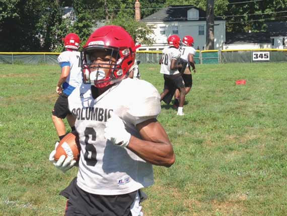 UPDATE: Columbia HS football team defeats Central in season opener