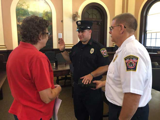 MFD welcomes newest member