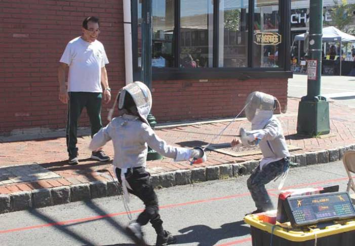 Thousands come downtown for PlayDay South Orange
