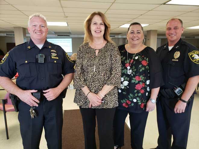 WO seniors attend safety summit