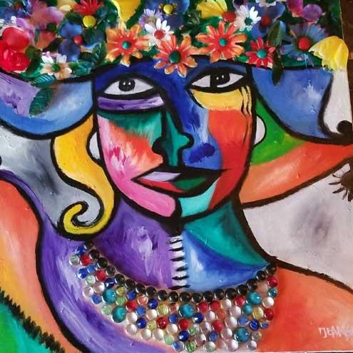 West Orange Arts Council presents 'A Collage Exhibition'