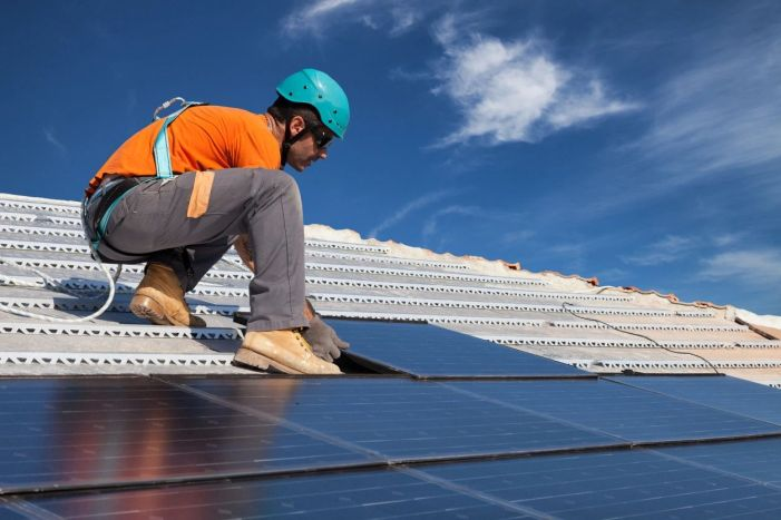 Morrow Church is going solar to protect God's creation