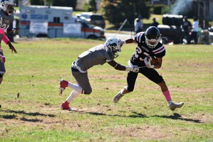 PHOTOS: Glen Ridge HS football team vs. Immaculate Conception