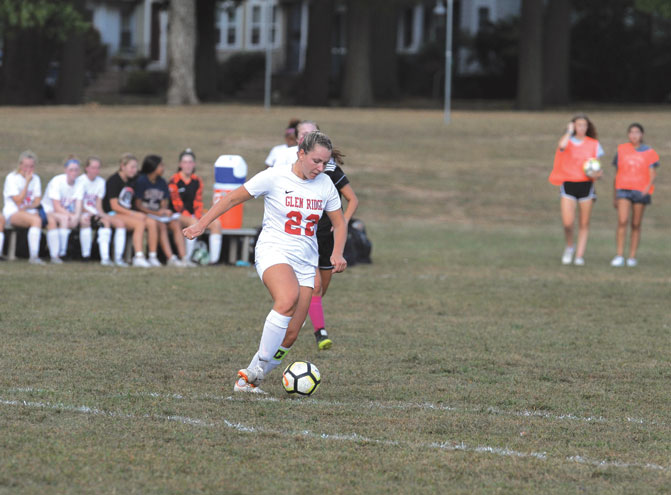Glen Ridge HS girls soccer team wins sectional opener in quest for eighth title in a row
