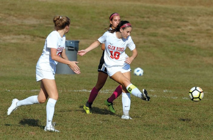 Glen Ridge HS girls soccer team vies for eighth straight sectional title