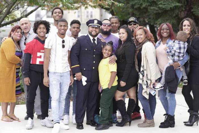23 Irvington police officers promoted