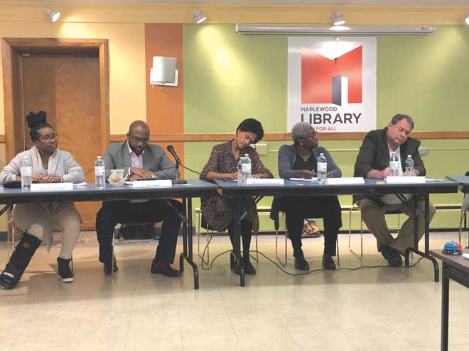 BOE candidates duke it out at first debate of the season
