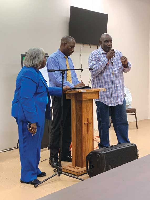 North Ward issues are addressed at community meeting