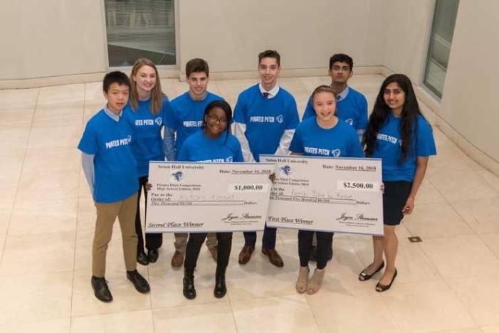 SHU invites high school entrepreneurs to compete for $50K