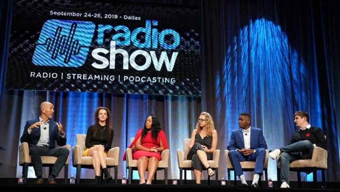 SHU students attend nation's largest radio convention